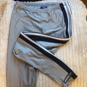 Speedo Silver leggings